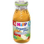 Hipp Бебешки Био сок от ябълки и грозде 4м+ 200 мл.